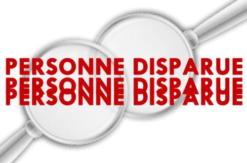 Article : Mauritanie: Nouakchott, avis de recherche personne disparue [Photo]