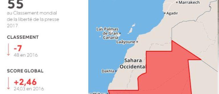 Article : Liberté de la presse: La Mauritanie 55e sur 180 places, le classement du RSF est-il objectif?